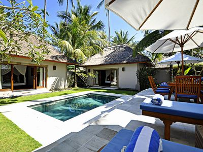 Photo for 2 BR Villa + private pool Candidasa