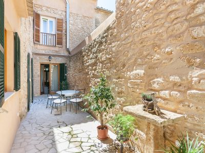 Photo for Ca Na Polida - Fine townhouse with terrace in Alcúdia