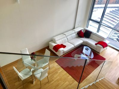 Photo for Loft with panoramic views in Valencia and free private parking FREE PARKING