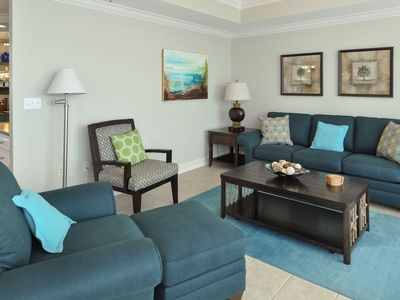 Photo for GULF FRONT 2 Bedroom at Phoenix 9 *12th floor