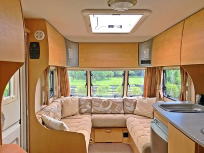Photo for 102 Pui O Midsize Caravan (Accommodate for 4 to 5 pax)