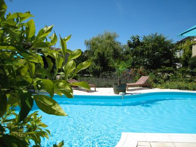 Photo for Idyllic Child Friendly Gite between Cognac and the Coast