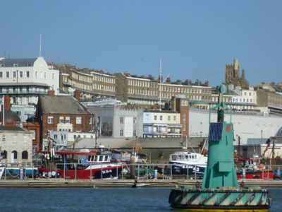 Photo for Stunning modern and bright sea-view holiday accommodation in Ramsgate