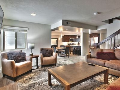 Photo for NEW LISTING! Canyons Townhome w/seasonal shared pool, tennis courts & hot tub
