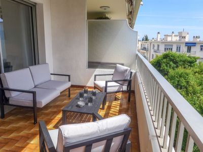 Photo for Apartment Le Clos tranquille in Nice - 4 persons, 1 bedrooms