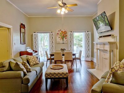 Photo for Comfortable Escape in Historic Downtown Savannah