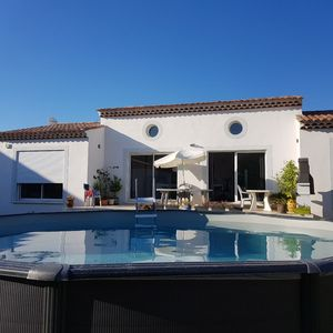 Photo for Beautiful contemporary Villa all comfort in a quiet residential area.
