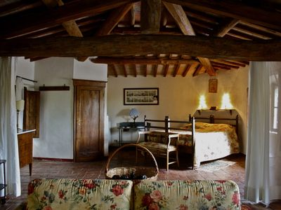 Photo for 1BR Farmhouse Vacation Rental in Barberino Val D'Elsa
