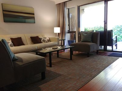 Contemporary Downstairs Unit in Well-Maintained Complex
