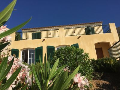 Photo for In Corsica villa with pool