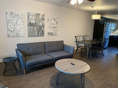 Photo for 3 BD/ 1.5 BA Modern Apartment w/ Large Kitchen and Laundry