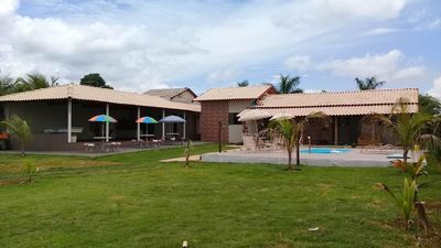 Photo for 3BR Chateau / Country House Vacation Rental in olimpia, SP