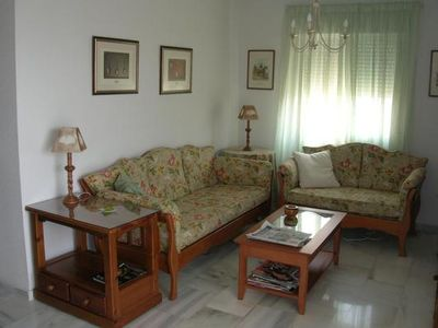 Photo for Apartment Roquetas de Mar for 4 people with 2 rooms - Apartment