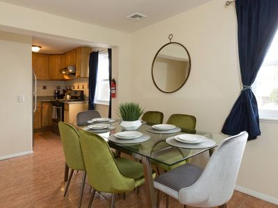 Photo for Amazing 10 BR/4 BA Townhome Minutes to Manhattan! Sleeps 24!
