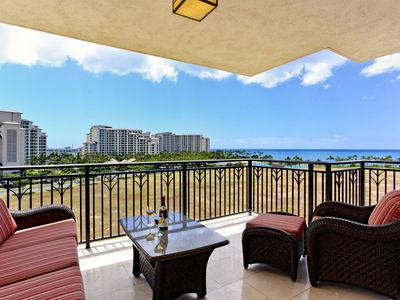 Photo for Amazing Ocean/Beach View, On the Quiet Side, 7th Floor by OLA