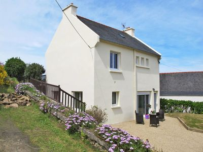 Photo for Vacation home Ferienhaus (SMH102) in St Michel-en-Grève - 8 persons, 3 bedrooms