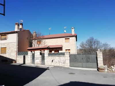 Photo for 3BR Cottage Vacation Rental in Santiuste de Pedraza, CL