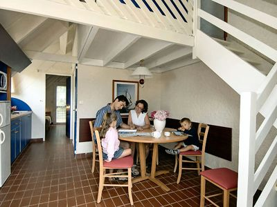 Photo for VVF Villages Belle Ile en Mer - The Palace *** - 3 Rooms 5 People Sea View
