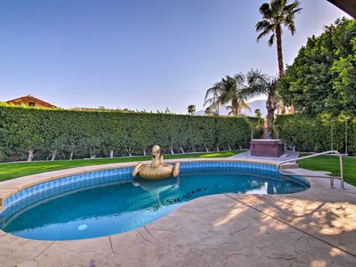 Photo for NEW! Beautiful Palm Springs Home w/ Pool & Hot Tub