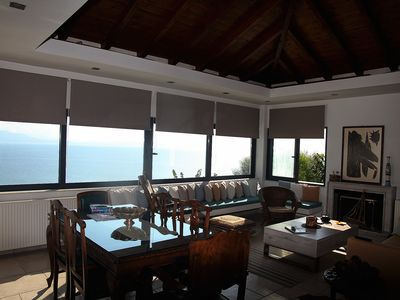 Photo for VILLA WITH PANORAMIC SEA VIEW 00000209760