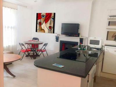 Photo for Special Offer - 2 Bedroom Flat - Close to river, tube, town center