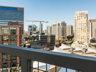 Photo for Amazing Views @ High-Rise Lux | Center of All 1BR