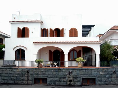 Photo for Luxury villa on the waterfront in Torre Archirafi - Sicily - Italy