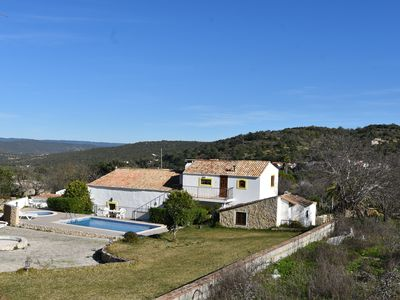 Photo for Villa With Private Pools And Country Views