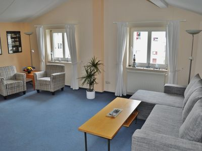 Photo for Sea view apartment apartment 41 - Kurhaus Nordstrand - 45473