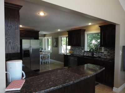 All new appliances. Fully equipped granite eat-in kitchen. Pantry & tons cabinet