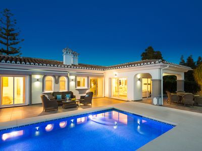 Photo for Casa Silvia - the perfect family holiday villa in walking distance of the beach