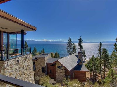 Photo for Elevation - Lakeview: 7 BR / 7 BA four bedrooms in Tahoe Vista, Sleeps 14