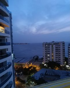 Photo for APARTMENT IN CARTAGENA WITH VIEW OF FURNISHED SEA