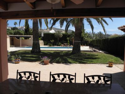 Photo for CASA ONEGA, WITH BEAUTIFUL PRIVATE GARDEN AND POOL OF 6*12 METER