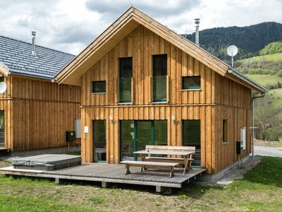 Photo for Luxurious Chalet in Sankt Georgen ob Murau with Hot Tub