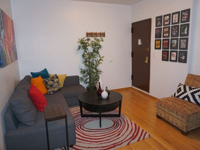 Photo for Williamsburg/Greenpoint 2 Bedroom  apartment with  patio