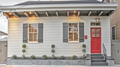 Photo for Cozy 2BR Cottage near New Orleans' Lower Garden District