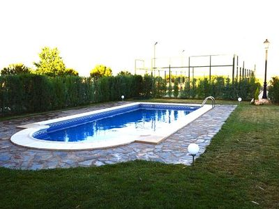 Photo for Self catering La Florentina for 8 people