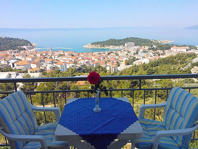 Photo for Apartment Mira  in Makarska, Central Dalmatia - 4 persons, 2 bedrooms