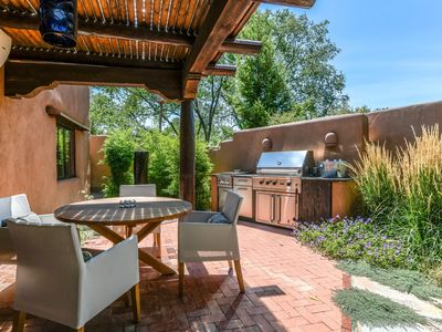 Photo for Casita Oasis - Luxury one bedroom stand along home just blocks from the Plaza
