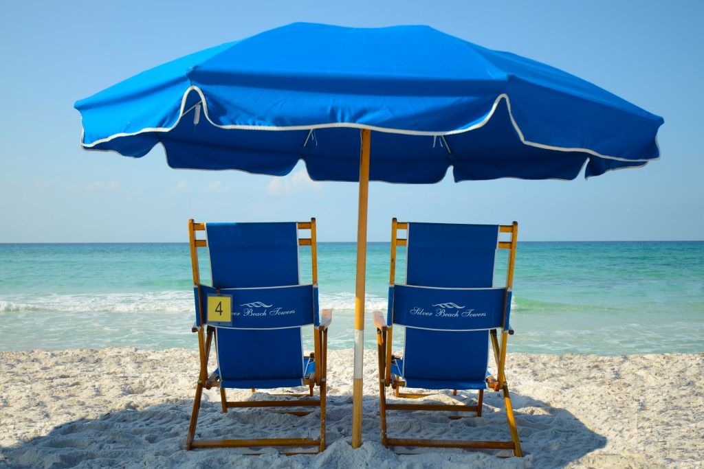 Updated Beach Condo Relaxing Beach Theme Balcony Access From All Rooms Destin Florida