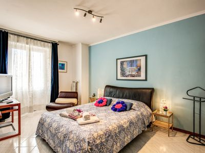 Photo for Bright high floor APARTMENT in San Giovanni