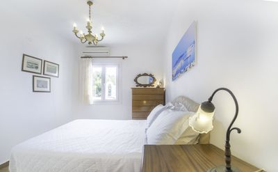 Photo for New Mykonos town house , top location , with roof terrace