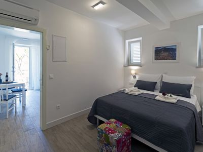 Photo for Dubrovnik IDA garden 1, free parking near OldTown
