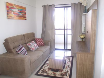 Photo for Apartment 3/4 full in front of the Airport with free transfer