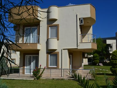 Photo for Beautiful Modern Villa with Stunning Sea & Mountain Views in a Peaceful Location