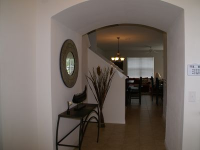 Photo for BEAUTIFUL LAKEVIEW TOWNHOME, 5 MILES TO DISNEY... FULLY EQUIPED