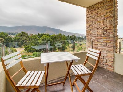 Photo for Family apartment with shared pool and lovely mountain views