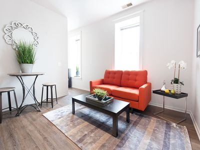 Photo for Chic 1BR in South Loop by Sonder