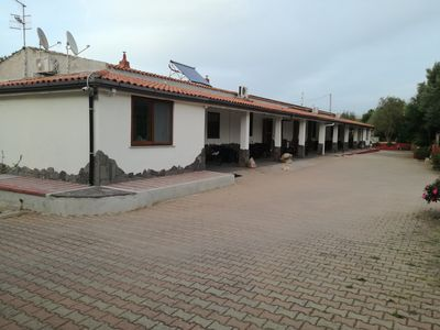 Photo for Funtanadetalia is a small apartment, has outdoor verandas and parking